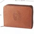 【速報】リンネル 2022年 1月号 《特別付録》 nest Robe(ネストローブ)本革じゃばらカードケース付き財布