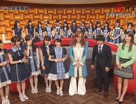 【悲報】美少女集団の乃木坂46ちゃんがマギーとか言う無名モデルに公開処刑されるwwwwwwwwwwww