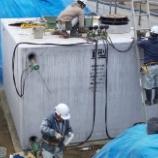 『耐震性防火水槽納入実績(日本消防設備安全センター認定品)』の画像