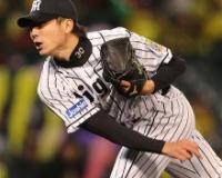 阪神石崎、田島投手の動画を何時間も見続ける