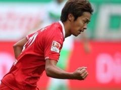 【 GIF 】ハノーファー清武、芸術ボレーで今季初ゴールでチームに貢献!見事なスルーパスも!