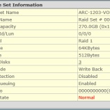 『RAID1 トリプル対応のファームウェアがリリース』の画像
