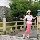 『【留美子讃歌 21】手袋コーデ 留美子式ファッションの装飾アイテム』の画像