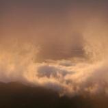 『良いことがありますように:夜明けの霧と雲と光』の画像