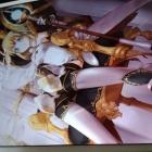 『カオスエンブリオ 武器ガチャ結果!』の画像