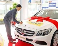 阪神・桑原さん、メルセデスベンツをゲットするも愛車(中古車)のセカンドカーにすることを決意