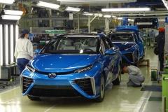 【トヨタ・ミライ】ついに量産開始。すでに1500台の受注があり、当面の日産台数は…!!