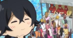 『ばらかもん』第1話先行カット、面白かわいい短編アニメ「みじかもん」公開!
