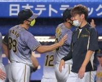【阪神】西勇が7回3安打1失点で4勝目「無事に勝ててよかった」