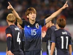【 速報動画 】日本代表、先制!本田のCKから大迫!1-0!