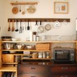 『キッチンをカフェ風にしたい!DIYから置くだけのインテリアまでアイデア実例集』の画像