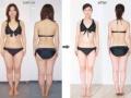 【画像】158cm60kgの女がダイエットして49kgまで痩せた結果wwwwwwwwwwwww