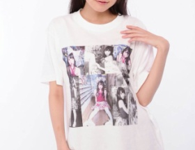 AV女優・さくらゆらさんのTシャツが販売 これ誰が買うの……?