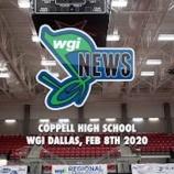 『【WGI】ガード大会ハイライト! 2020年ウィンターガード・インターナショナル『テキサス州コッペル』大会抜粋動画です!』の画像