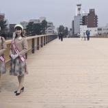 『桜城橋がいよいよ通れるようになりました』の画像