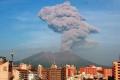 九州の火山が大変な事に