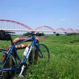 『「荒川水管橋」~地味に日本一~』の画像