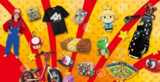 任天堂ライセンスグッズを集めた販売イベントが東京と大阪にて開催決定!ここでしか手に入らない限定品も!