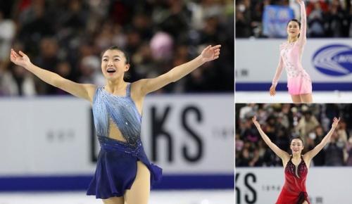 海外「なんてレベルの高さだ」フィギュア全日本選手権女子SPの激戦に海外から称賛の声