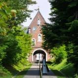 『【北海道ひとり旅】日本海ドライブ 北斗市『トラピスト修道院』』の画像