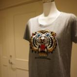 『KEITA MARUYAMA タイガー刺繍Tシャツ』の画像