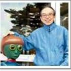 『10月10日放送「古代遺跡特集」UFOふれあい館の元館長木下次男氏に聞く』の画像
