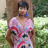 『躍動するケニア経済。元開発ワーカーのファッションブランド。』の画像