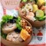 【お弁当】1月20日~25日のお弁当日記。と 雪と牡蠣と好き。