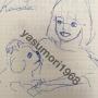 10年ぶりのイラスト〜Negicco Kaede編〜