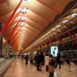 『スペイン・バラハス国際空港』の画像
