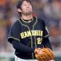 阪神・岩田、プロ野球選手に見えない