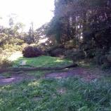 『横芝光町宮川  復旧の妨げとなる放棄分譲地』の画像