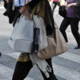 『会社帰りの買い物』の画像