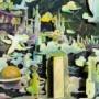 『夜空の旧市街』
