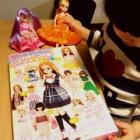 『リカちゃんお洋服BOOK』の画像