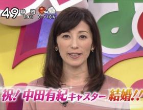 【悲報】中田有紀結婚報道でキモヲタがカレンダー焼却