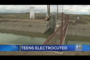 【米国】水路に落ちた犬を救おうとして水に入った少年2人が感電死