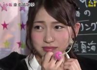 あん誰 恋愛総選挙で初っ端に切られて涙目の茂木ちゃんが可愛すぎるw