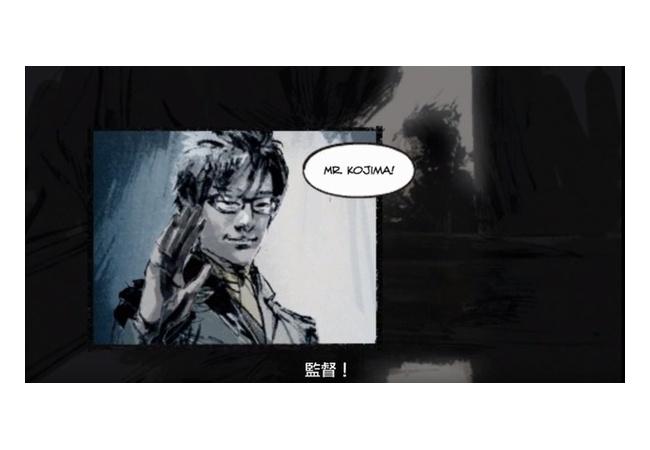 小島監督「ゲーム内に登場するのは好きじゃない」