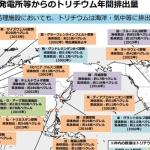 福島のトリチウム水にイチャモンつける韓国は、その8倍以上のトリチウムを日本海に放出