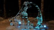 『今年はまさかの4会場開催で鹿目さん大混乱!? 第53回おびひろ氷まつりレポ』の画像