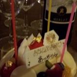 『大人な誕生日〜ヽ(^。^)ノ』の画像