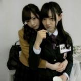 『【乃木坂46】西野七瀬と中田花奈の関係性・・・』の画像