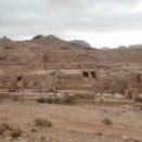 ヨルダン旅行 その12 ペトラ遺跡の大神殿。