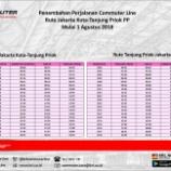 『Tanjung Priok線増発(8月1日)』の画像