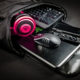 『【レビュー】アケコンを運ぶのに最適なゲーミングバッグ「Razer Utility Backpack」』の画像