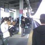『埼京線に遅れが出ています』の画像