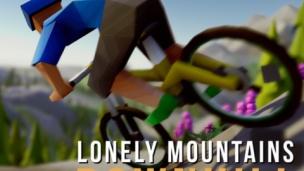 『爽快バイクアクション「Lonely Mountains: Downhill」【Steamおすすめ】』の画像