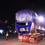 『MRT Jakarta Lebak Bulusへ陸送(3日目)』の画像