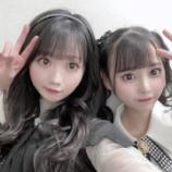 『[=LOVE] イコラブTikTok更新『しゅきぴ』のダンス動画④(みりにゃ&なーたん)…』の画像